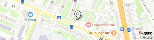 Алланик на карте Иваново