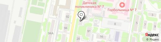 Авто-УАЗ на карте Иваново