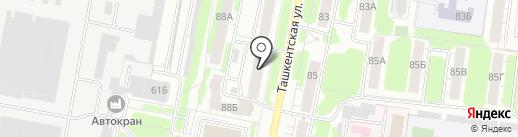 Юридический кабинет на карте Иваново