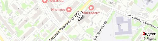 Butikson на карте Иваново