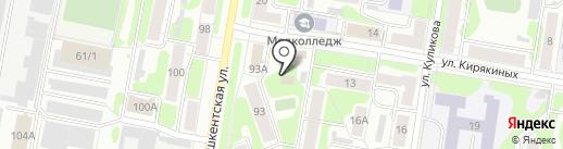 Электрик, ПК на карте Иваново