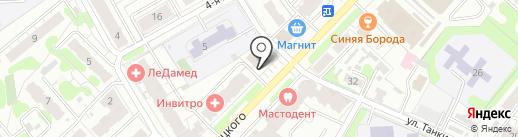 ЗУБИЛО центр на карте Иваново