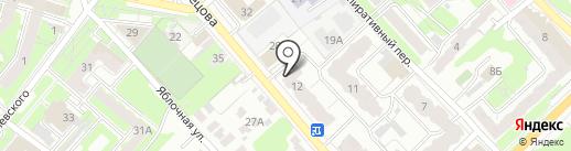Кулинарная лавка на карте Иваново