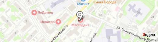 Альба Декор на карте Иваново