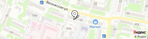 Дом обоев на карте Иваново