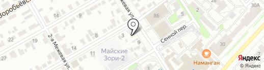 Форсаж37 на карте Иваново