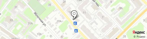 Одинцов С.Б. на карте Иваново