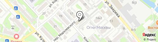 Vintage на карте Иваново