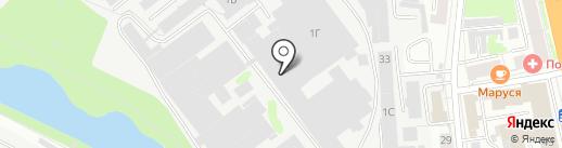 Руся на карте Иваново