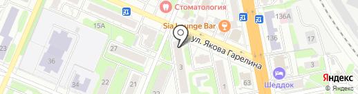 Винный склад на карте Иваново
