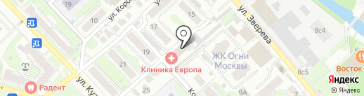 Выбор на карте Иваново