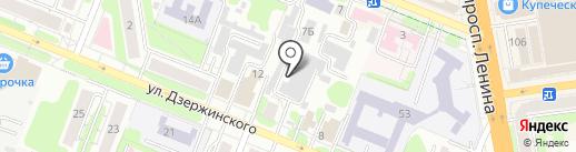 Вечность на карте Иваново