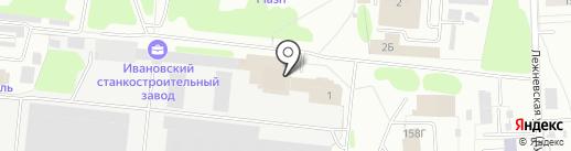 Сервис-холод на карте Иваново