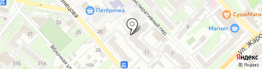 Кабинет ветеринарной медицины на карте Иваново