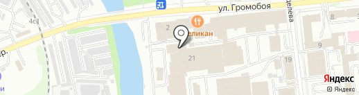 Сова-2 на карте Иваново