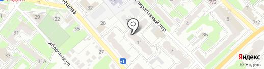 Олимп на карте Иваново
