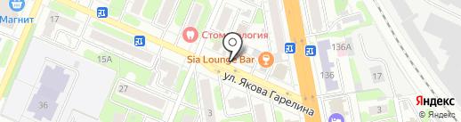 КОМОлес на карте Иваново