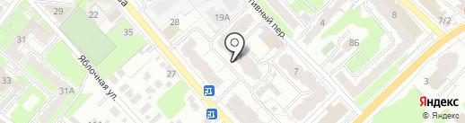 Пони на карте Иваново
