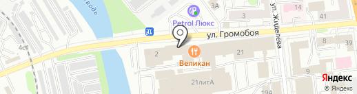 Intensity на карте Иваново