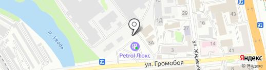 Zeste на карте Иваново