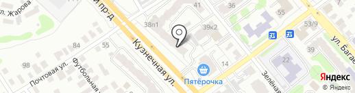 Атмосфера на карте Иваново