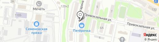 Ямал ЛТД на карте Костромы