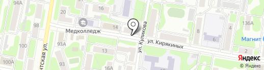 КондиТрейд на карте Иваново