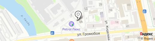 Мировые судьи Октябрьского района на карте Иваново