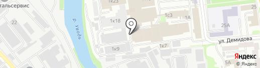 Home Desing на карте Иваново