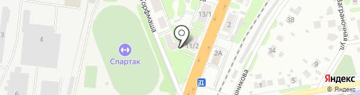 Ромашка-Авто на карте Иваново