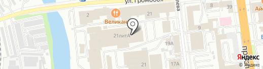 Айтим на карте Иваново