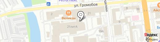 Солидарность на карте Иваново