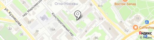 Гармония37 на карте Иваново