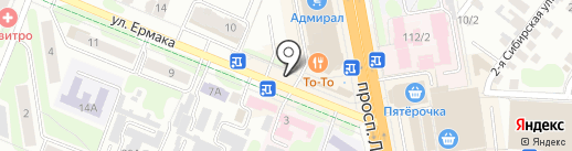 Орхидея на карте Иваново
