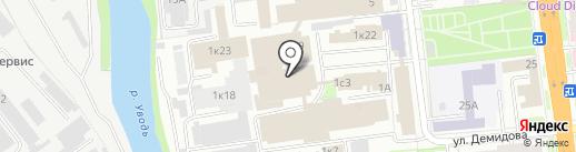 Мануфактура ЭКСПО на карте Иваново