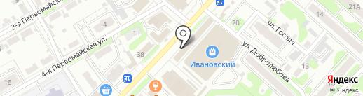 Суши рай на карте Иваново