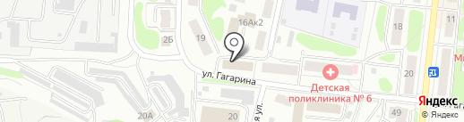 Автоэксперт на карте Костромы