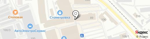 Ки-ти-ка на карте Костромы