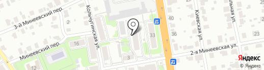 Промбезопасность на карте Иваново