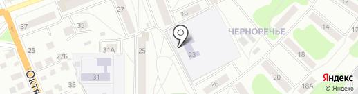 Костромская городская федерация тхэквондо на карте Костромы