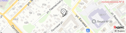 Хотэй на карте Иваново