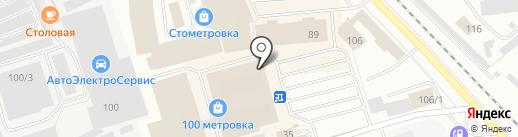Posuda.city на карте Костромы