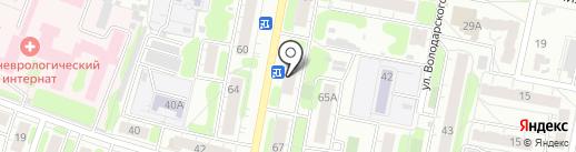 Профи на карте Иваново