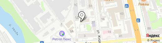 Grand Stone на карте Иваново