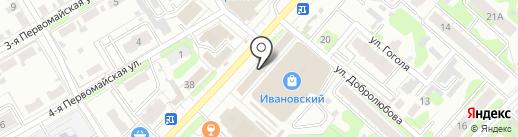 Мастер-Ювелир на карте Иваново