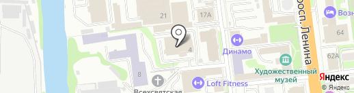 1С-БИТРИКС на карте Иваново