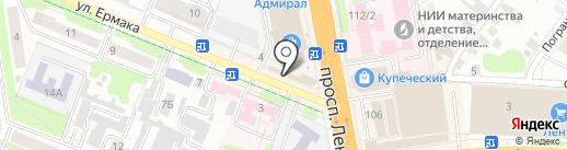 На личное на карте Иваново