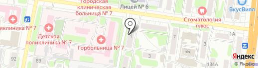 Орто-комфорт на карте Иваново
