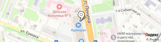 Найди работу на карте Иваново