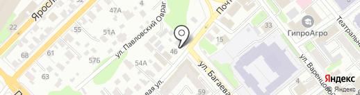 Аквалюкс на карте Иваново